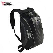 Carbon Fiber Motorcycle Bag Waterproof Helmet Bag Saddlebags For Motorcycle Backpack Travel Suitcase Tank Bag Motorbike