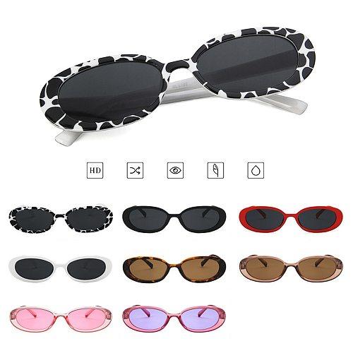 Women okulary Small Frame Sunglasses Cat Eye Sunglasses UV400 Sun Shades Glasses Street Eyewear fashion Sunglasses oculos gafa