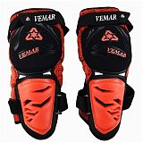 VEMAR Motorcycle Mtb Knee Pads Moto Outdoor Sports Protection Fireproof Anti-Fall Motocross Cycling Protective Equipment Sets
