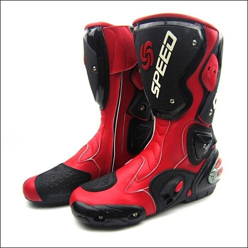 2018 motorcycle boots SPEED BIKERS Racing Boots,Motocross Boots,Motorbike boots SIZE: 40/41/42/43/44/45