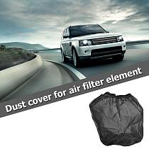 Dust-proof Engine Cold Air Intake Cone Conical Filter Cover Ram Pickup Black Easy to Use Direct Installation Intake Filter