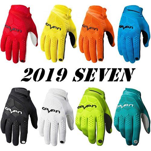 2019 seven mx Dirt Bike Gloves MTB Motocross Gloves BMX ATV Off Road Motorcycle gloves Top Quality MX Gloves Moto