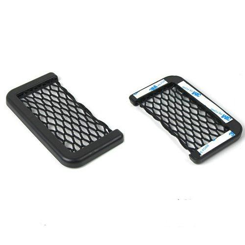 For Mazda CX-5 CX5 2012 -2019 Car Seat Side Back Storage Elastic Mesh Net Bag Phone Holder Pocket Organizer Car Trunk Net