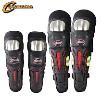 2021Racing Motorcycle Knee Pad High Quality Knee Gurad four-piece protective gear MTB Knee Protector Motorbike Protective gear