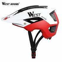 WEST BIKING Ultralight Bike Helmet Safety Sports Cycling Vents Casco Ciclismo Protective Mountain Road Bicycle Men Women Helmet