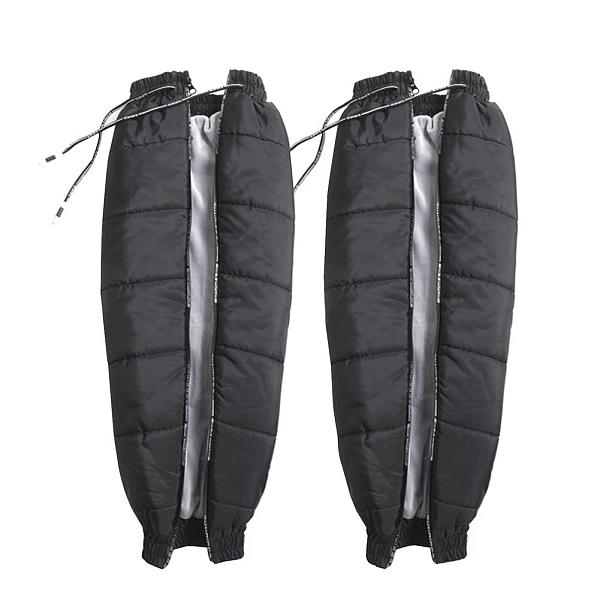 Winter Motorcycle Knee Pads Windproof Waterproof Warm Leggings Cover Riding Knee Warmer Outdoor Protective Knee Guards Leg Cover