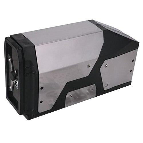Motorcycle Trunk Waterproof Motorbike Storage Box Saddle Box Tool Case for BMW R1200GS R1250GS ADV 14-19