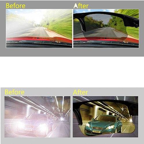 Night-Vision Glasses Protective Gears Sunglasses Night Vision Drivers Goggles Driving Glasses Interior Accessories Anti Glare