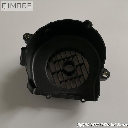 Cooling Fan Cover for 4 stroke Scooter Moped ATV QUAD Go-Kart GY6 49 / GY6 50 / GY6 80 / 139QMB 1P39QMB 147QMD 1P47QMD