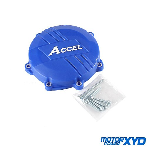 Motorcycle Plastic Clutch Protector Cover Protection Cover For YZ250F 2014-2018 WR250F 2015-2018 Motocross Endupro