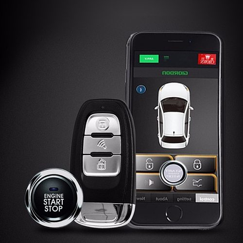 Remote Starters 2010 Jeep Wrangler And Alarm For Cars Keyless Entry Car Alarm And Remote Start System Central Locking Actuator