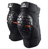 Vemar CE Certification Motorcycle Knee Guards Carbon Motocross Racing Protective Gears Motor Protector Motorbike Elbow Knee pads