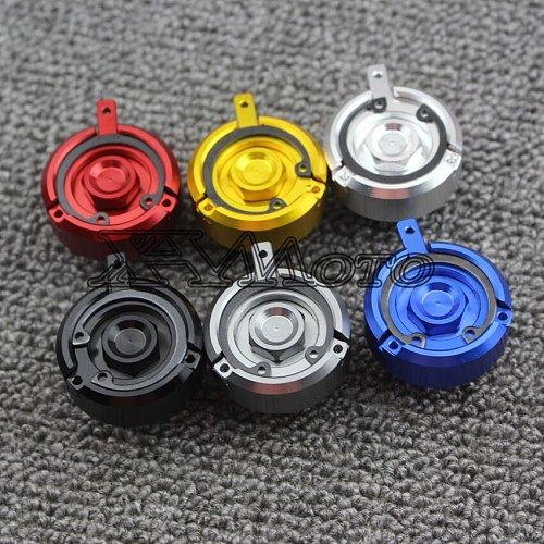 Motorcycle CNC Aluminum Engine Oil Filter Cup Plug Cover Screw For Yamaha Tmax 500 530 MT09 FZ09 FJ09 free shipping