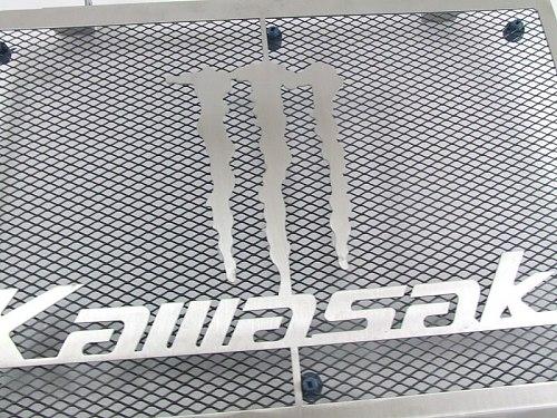 Motorcycle Radiator Grille Guard Cover Protector For KAWASAKI Z750 2007-2008 Z1000 2003-2006