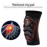 Protective kneepad For Motocross Motocross Racing Knee Pad Knee Protector Sports Protector Soft Leg Brace Guard Sports Knee Pads
