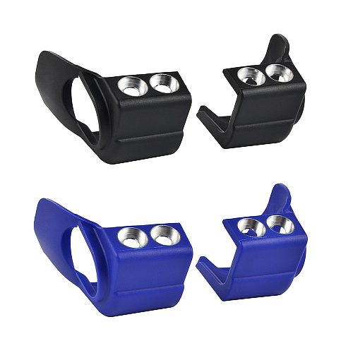 Front Lower Fork Leg Shoe Guard Protector For Yamaha YZ125 YZ250 WR125 WR250 2T 2008-2021 YZ250F YZ450F 07-21 WRF250 WRF450 20