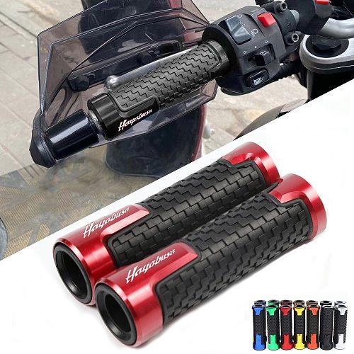 For SUZUKI GSX1300R HAYABUSA GSX-R GSX 1300R GSX1300 7/8'' Universal Motorcycle Handlebar Grips Handle Grip Handle bar Grips End