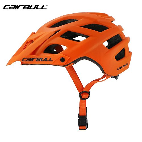CAIRBULL Mountain Bike Helmet Outdoor Sports MTB Bicycle Helmets For Men Women Adjustable Breathable Cycling Protection Helmet