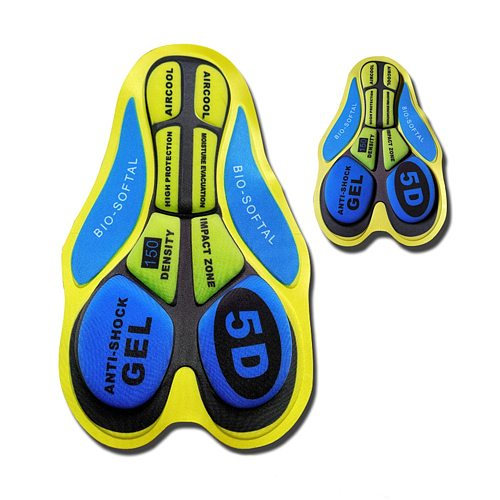 Cycling Shorts Soft Accessories Seat Pad Anti Shock Silicone Cushion Cyclists Riding Base Tights Road Bike Underwear Seat Pad