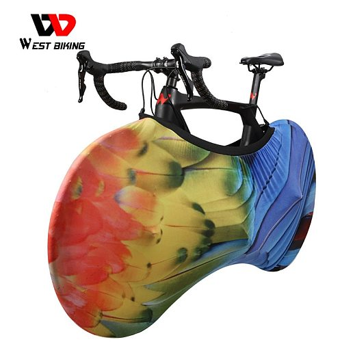 Bike Protector Cover MTB Road Bicycle Protective Gear Anti-dust Wheels Frame Cover Scratch-proof Storage Bag Cycling Accessories