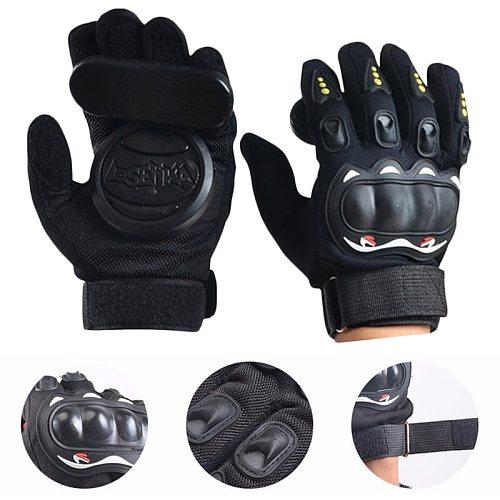 Gloves Downhill Skateboard Gloves Longboard Slide Gloves With Slider Skate Accessories For Long Board