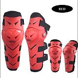 Vemar 4PCS Motorcycle Knee Pads Protection Men Motorcycle Equipment Motocross MTB BMX DH Bike Cycling Elbow Protective Gear