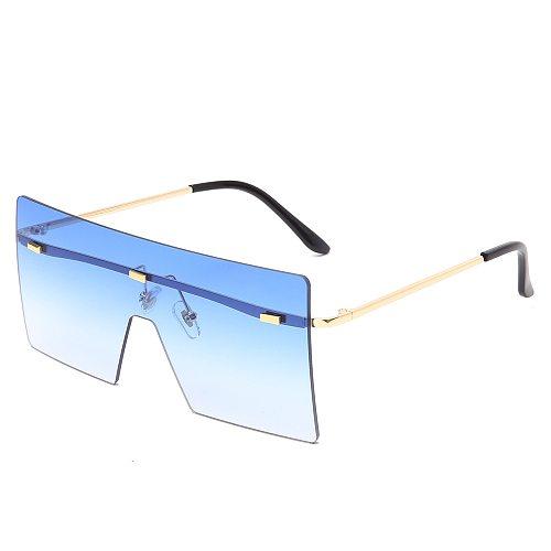Sunglasses Square Women Men Sun Glasses Female Eyewear Eyeglasses PC Frame Clear Lens UV400 Shade Fashion Driving Outdoor New