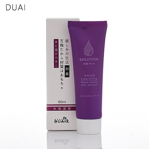 60ML silk touch Muscle Moisten Anal Sex Lubricant & Vaginal Lubrication Water Based Sex Oil Masturbation Lube