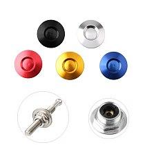 Car General 30mm Mini Hood Lock Clip Kit Personality Decoration Modification Button Type Quick Release Latch Engine Bonnets