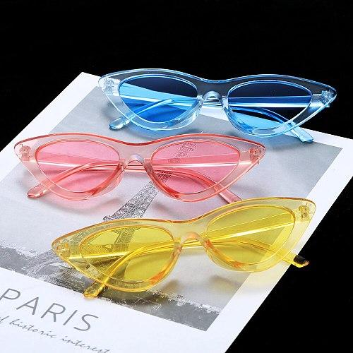 Fashion Shades UV Protection Eyeglasses Oversized Square Sunglasses Retro Big Frame Sun Glasses for Women and Men okulary oculos