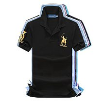 On Sale Original Mesh Cotton 2021 Summer Big Horse Men Short Sleeve Polos Mens Shirts Tops 3 Embroidery Logo Polos Shirt