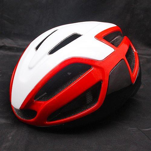 2021 Air Cycling Helmet breaker Racing Road Bike Aerodynamics Wind Helmet Men Sports Aero Bicycle Helmet Casco Ciclismo
