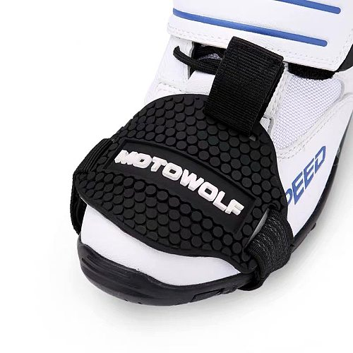 Motorcycle Shoes Protective Gear Shifter Shoe Pad Boots Cover Protector For Honda CBR600RR CBR1000RR CRF1000L 2017 2018 2019