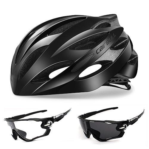CAIRBULL Bicycle Helmet Lightweight Breathable Comfortable Road Bike Riding Helmet Safety Helmet 9 Colors