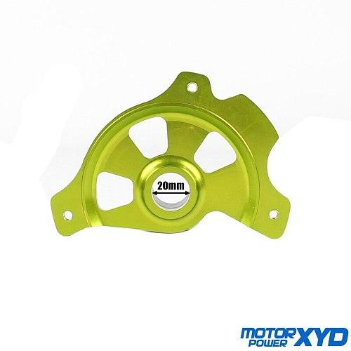 Motocross X-Brake Protection Cover For Kawasaki KX250F KX450F 2006-2018 Front Brake Disc Rotor Guard Cover