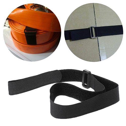 Nylon Rope Belt Cargo Luggage Holder Fastener Straps For Car Camping Bags