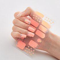 Four Sorts 0f Nail Stickers Four Sorts 0f Nail Stickers Nail Decoration Nail Decoration Nails Art Decoration Nail Strips Shiny