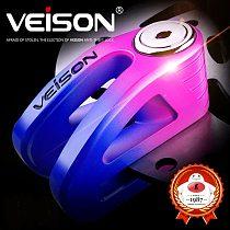 VEISON Motorcycle Lock Colorful Moto Theft Pretection Brake Motorcycle Alloy Lock Motorbike Lock Moto Locks Waterproof