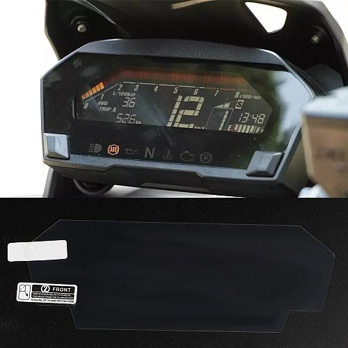 2 Set Cluster Scratch Cluster Screen Protection Film Protector For Honda NC750 NC750S NC750X NC700 S/X NC700S NC700X