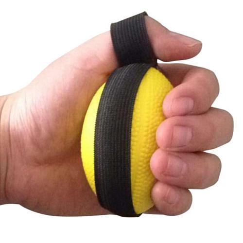 Finger Grip Ball Strengthener Finger Grip Strength Ball Device Training  Anti-Spasticity Ball Finger For Hand Impairment