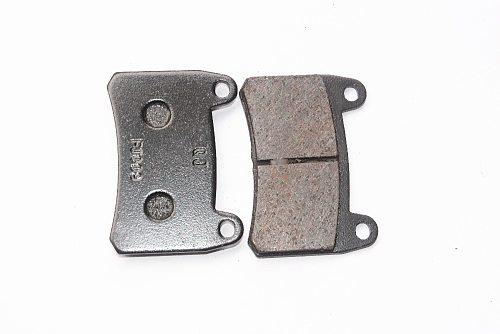 Front brake pads for Benelli BN 302 TNT 300 STELS 300 FLAME 200 Keeway RKV Generic KSR CODE VLM VLC Blur 125 150 200 RKX 300