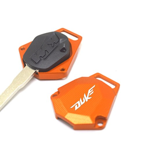 Motorcycle Accessories For DUKE 125 200 390 690 790 990 1290 1190 CNC Key Cover Case Keychain