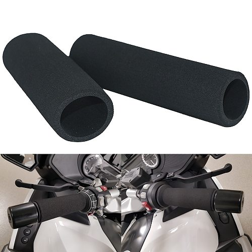 For BMW F850GS R1200GS R1250GS F750GS Adventure Motorcycle Universal Slip on Anti Vibration Handle Grip Cover handlebar Covers