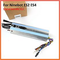 Original Latest V2.2 Controller for Ninebot ES1 ES2 ES4 Electric Scooter Dashboard Bluetooth Control Board Replacement Parts
