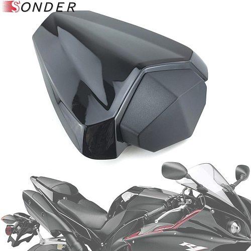 Rear Pillion Passenger Cowl Seat Black Cover For Yamaha YZF R1 YZF-R1 YZF1000 2009 2010 2011 2012 2013 2014 R1 14 13 12 11 10 09