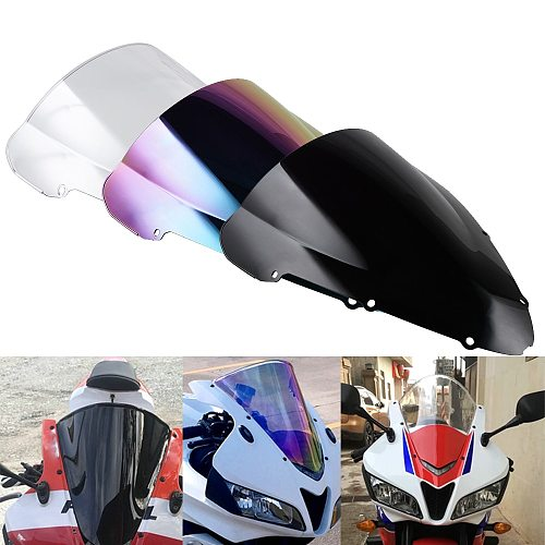 For Honda CBR600RR 2001-2008 2002 2003 2004 2005 Motorcycle High quality Windscreen Wind Screen Deflectors CBR 600 RR CBR600 RR