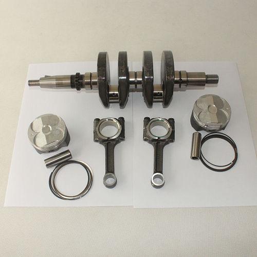 Crankshaft set for Benelli BN302 TNT300 Keeway RKX 300 / BN TNT 300 302