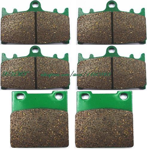 Brake Shoe Pads Set For Kawasaki Zx7r Zx-7r Zx750 Zx750r Zx-7 750 R Ninja 1989 1990 1991 1992 1993 1994 1995