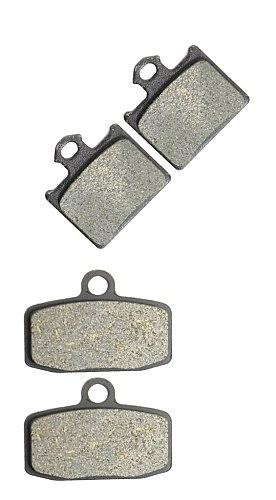 Brake Pill Pads Set for KTM Dirt SX85 SX 85 19  / 16 wheels 2012 2013 2014 2015 Front Rear