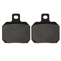 Motorcycle Rear Brake Pads for DUCATI 1100 Evo 2011 2012 2013 / 1198 2009-2012 / 1199 Panigale 2012-2015